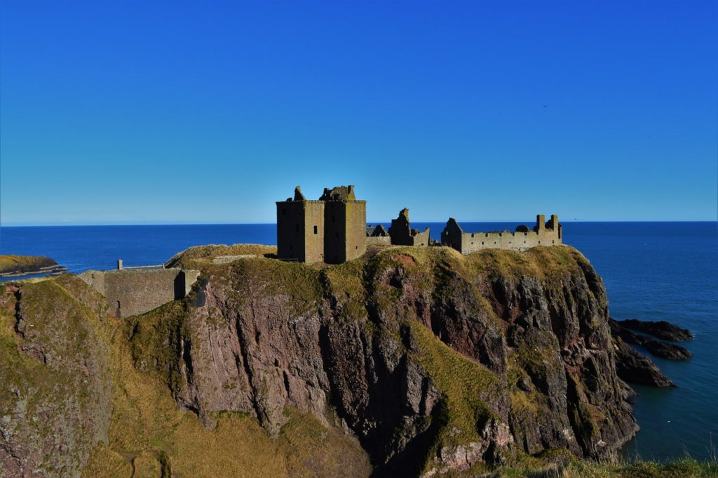 great Scottish castles