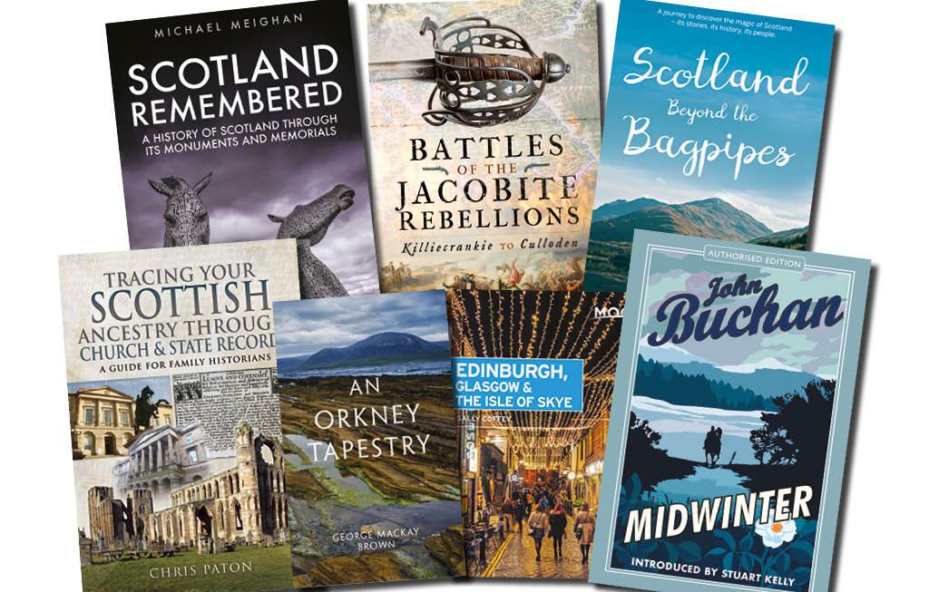 best Scottish books 2020